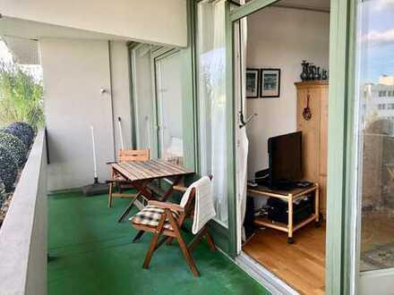 Zum 15.10/1.11*Helle Wohnung m.großen Loggia. Parkstadt Solln im grünen Umfeld. Beste Infrastruktur!