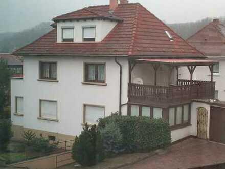 OG-Wohnung mit 3 ZKB in Mühlhausen inkl. Garage - ohne Provision