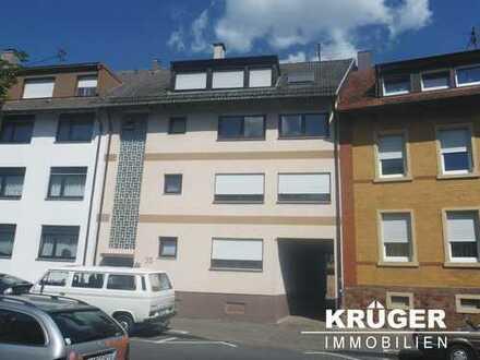 KA-Durlach / helle und großzügige 4-Zi-Whg mit EBK, Balkon & Garage in zentraler Lage / sofort frei