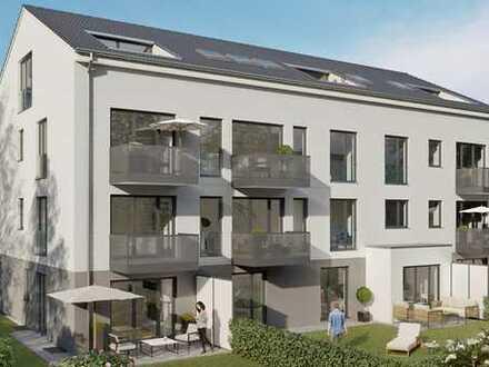 Elegante und großzügige 3-Zi.-Wohnung mit West-Balkon