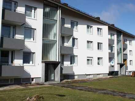 Schöne Souterrain - Wohnung in gepflegtem, ruhigen Mehrfamilienhaus