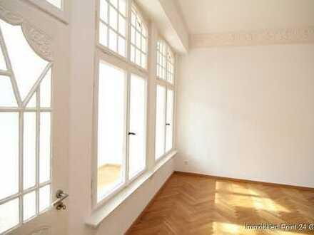 Wohnung in herrlich sanierter Jugendstilvilla im Dichterviertel in Erfurt