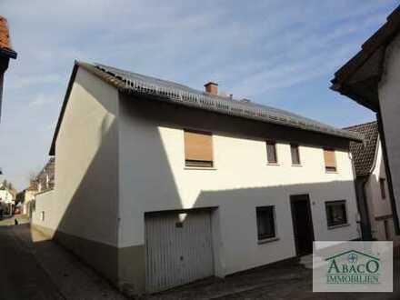 Gemütliches Bauernhaus mit Photovoltaikanlage