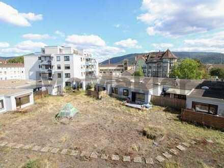 Vermietetes Apartment zwischen Neckar und Bahnstadt: Kapitalanlage in Heidelberg