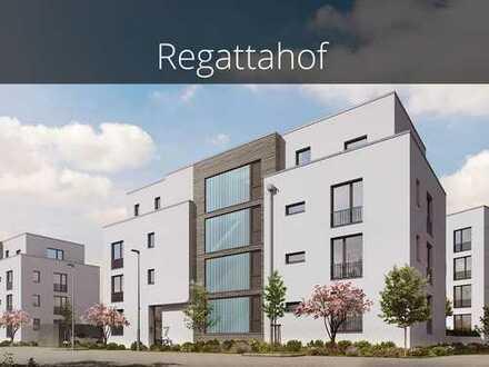 Nehmen Sie Kurs auf Grünau! Perfekte 3-Zimmer-Neubauwohnung mit Süd-West-Balkon - Provisionsfrei!
