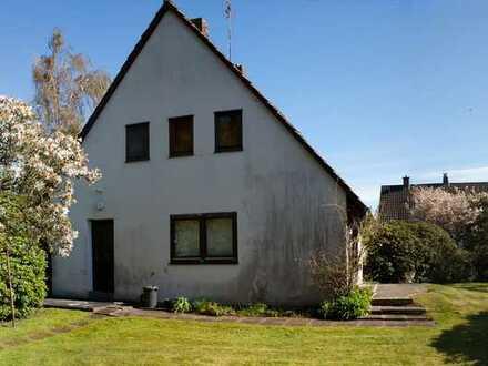 Baugrundstück mit Abrissobjekt in Oldenburg-Eversten