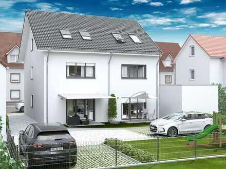 Stadthäuser mit großzügigen Räumen in toller Lage! Top Ausstattung Ihrer Wahl! Nur noch 1 Haus frei!