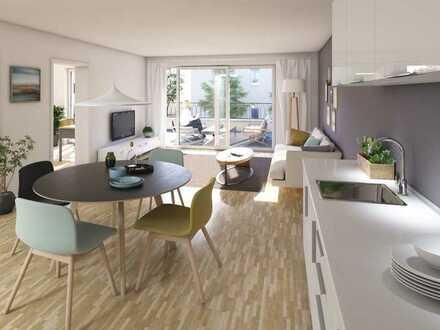 Wohnen am Adelberg / Wunderschöne 2,5 Zimmer-Wohnung - auch für Kapitalanleger