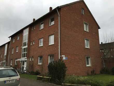 Gepflegte 4-Raum-Wohnung mit Balkon und Einbauküche in Rheine ne