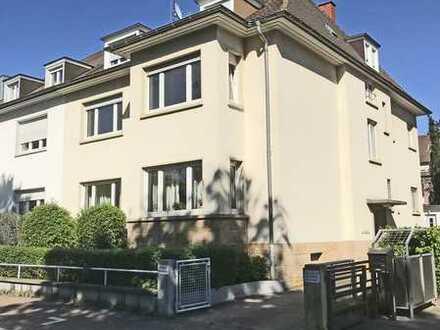6114 - Neu sanierte 3-Zimmerwohnung mit großem Balkon am Beiertheimer Wäldchen!