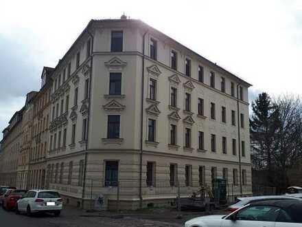 Vermietete 2-Raum-Wohnung in ruhiger Lage von Gohlis-Süd