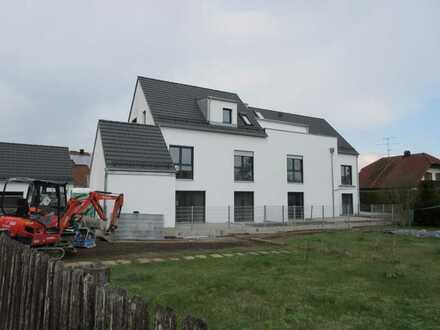 Lichtdurchflutete 2 Zimmer-Neubau-Wohnung in IN-Rothenturm