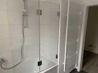 Modernisierte schicke 4-Zimmer-Wohnung Hochparterre mit Balkon in Waldbröl