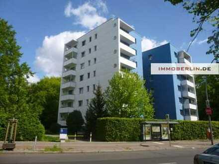 IMMOBERLIN: Exzellent strukturierte Wohnung mit Südbalkon