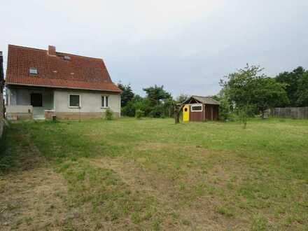 EFH freistehend*** nahe Waldrand und unweit der Kleinstadt Friedland