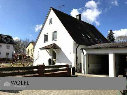Schönes und sehr gepflegtes 2 Familienhaus in Toplage von Neuburg
