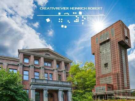 320 qm Büro im Herzen des CreativRevier Heinrich Robert zu vermieten
