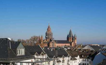 Traumhafte Dachgeschosswohnung Mainzer Altstadt