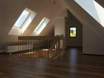 Neuwertige 3-Zimmer-Maisonette-Wohnung mit Balkon und Einbauküche in Rheinfelden (Baden)