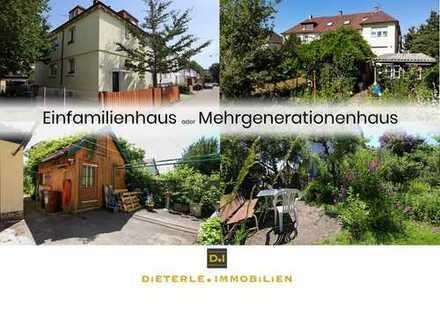 Einfamilienhaus / Zweifamilienhaus: freiwerdend ab 1.12.19