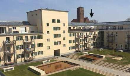 3 ZKB Penthouse-Wohnung in kernsaniertem Denkmalschutzgebäude
