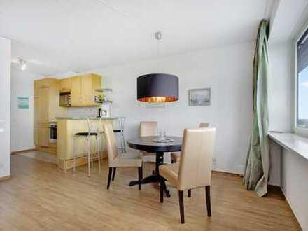 Modernes Studio-Apartment mit Möblierung