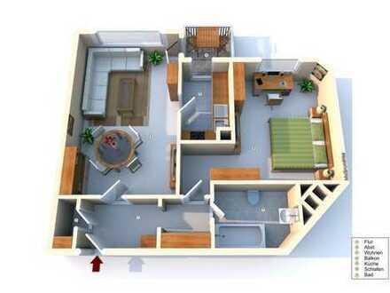 Kapitalanlage: 2 Zimmer Wohnung Stuttgarter Ring 101