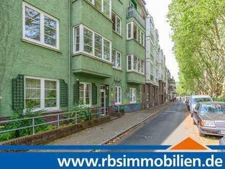 *KÄUFERPROVISIONSFREI* Bremen, Alte Neustadt: Eigentumswohnung im Erdgeschoss mit tollem Schnitt!