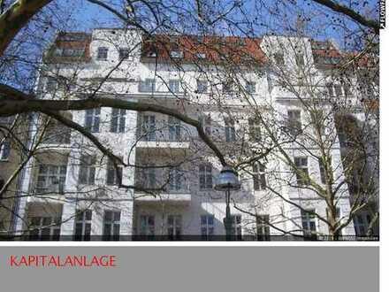 Attraktive Anlage-Immobilie am Mierendorffplatz mit Grünblick,sehr gepflegt,EBK,Wannenbad