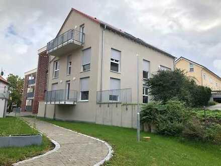 Schöne 2-Zimmer-Neubau-Wohnung!