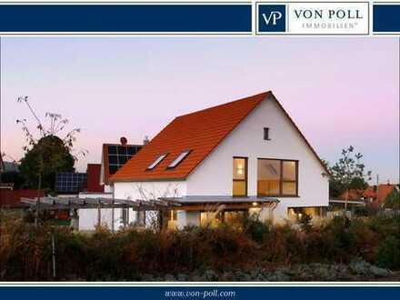 Eindrucksvolles Niedrigenergiehaus in wunderschöner Weinbergsrandlage