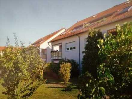 3-Raum-Maisonettewohnung mit Tiefgarage und Balkon