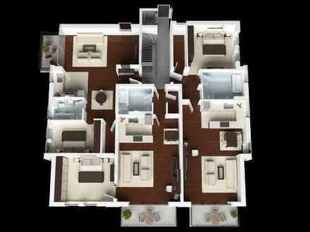 !!! Verkauft!!! 2-Zimmer Wohnung im 2-Obergeschoss