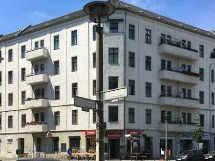 Entspannt Hin- und Anlegen in Friedrichshain- 2 Zi vermietet - mit Fahrstuhl - Balkon möglich
