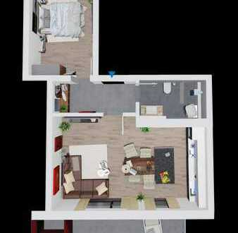 2 Zimmer Wohnung im Zentrum Deggendorfs