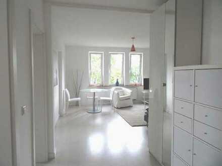 Moderne, helle, möblierte Wohnung in Stuttgart, Bad Cannstatt