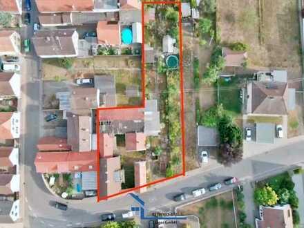 *Exklusives* großes Grundstück mit 1092m² bebaut, bietet viel Potenzial!
