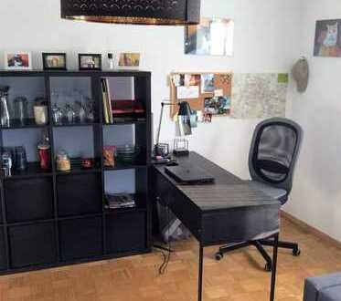neu renovierte 2-Zimmer-Wohnung mit Balkon und EBK in Aubing, München