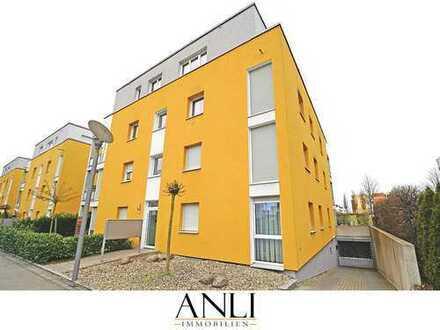 WILEY * Helle und gemütliche 3 Zimmer EG-Wohnung mit Garten und TG-Stellplatz