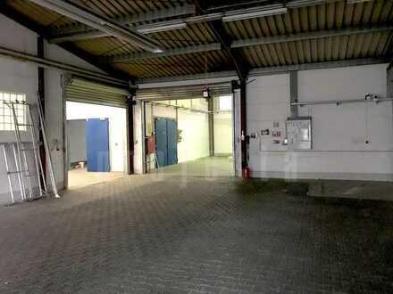 Produktions- und Lagerfläche mit Büro ca. 1.200,00 m² | Hallenkräne 8t | +49 174 208 3175