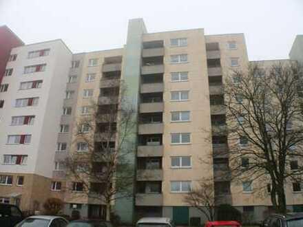 Eine 2-Zi.-Wohnung im 6. Stock
