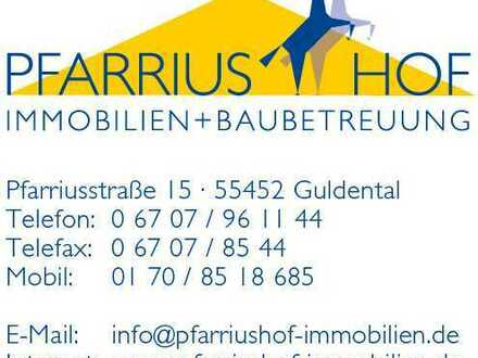 Bad Sobernheim, moderne, helle großzügige 4ZKB in zentraler Lage in kleiner Wohneinheit+Weitblick