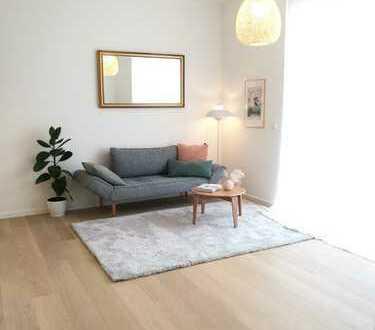 Exklusive, neuwertige 2-Zimmer-Wohnung mit Garten, Einbauküche, Tiefgarage in Mauerpark