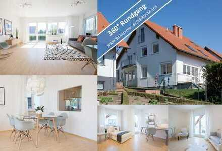 VERMIETUNG - attraktive Doppelhaushälfte mit viel Platz und Garten - schöne Raumaufteilung