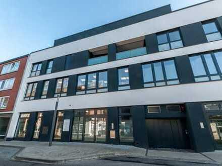 Modern Living. Zukunftsweisende Eigentumswohnung im 2. OG in der Heinsberger-Innenstadt.