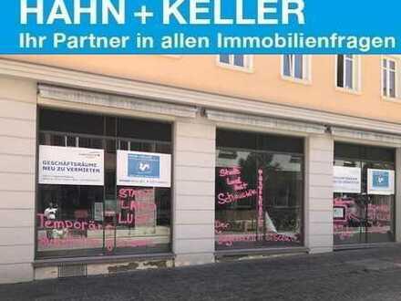 Ansprechende und großzügige Ladenfläche in der Biberacher Innenstadt!