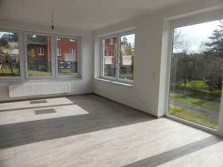 Erstbezug! Stilvolle, lichtdurchflutete Wohnung mit gehobener Ausstattung,Balkon,Carport- Stadtmitte