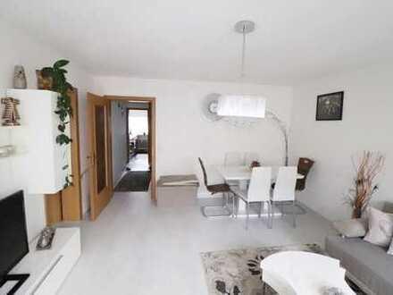 Gepflegte 3-Zimmerwohnung mit Balkon in ruhiger Anliegerstraße