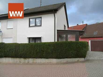 Doppelhaushälfte in Schwann!