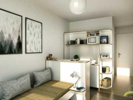 Nur für STUDENTEN! Moderne möblierte 1-Zimmer-Apartements in Darmstadt-Eberstadt***H2F